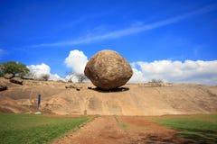 Krishnas smörboll Fotografering för Bildbyråer