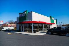 Krispy Kreme Arkivbilder