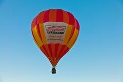 Krispy Kreme ballong Arkivfoton