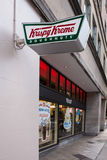Krispy Kreme Doughnuts Stock Photos