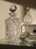 Kristal royalty-vrije stock foto