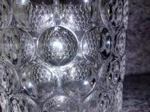 kristal Glasclaud Lizenzfreies Stockbild