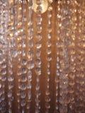 Kristal lichte lamp Royalty-vrije Stock Fotografie