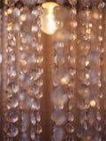 Kristal lichte lamp Stock Foto's