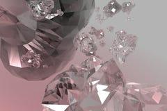 kristall Royaltyfri Bild