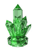 Kristall lizenzfreie abbildung