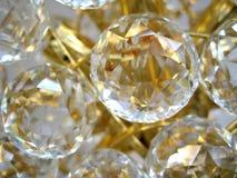 Kristall Stockbild