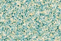 Kristall-backgroundglass Fragmente stock abbildung