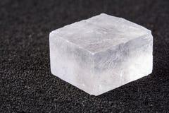 Kristall des Salzes lizenzfreie stockfotografie