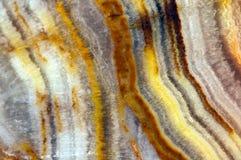 Kristall en abstrakt härlig bakgrund av strukturen av ett skrik Royaltyfri Foto
