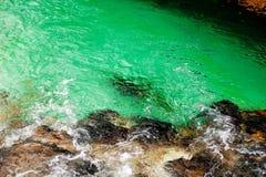 Kristall - freier Teich Lizenzfreies Stockbild