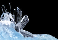 Kristalle Lizenzfreies Stockbild