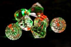 Kristallen royalty-vrije stock foto