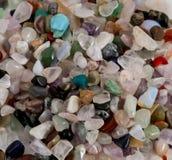 Kristallen Royalty-vrije Stock Afbeeldingen