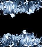 kristaller Royaltyfri Foto