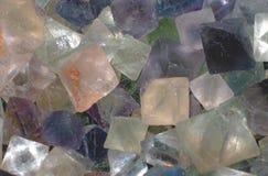 kristaller Arkivbilder