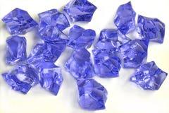 kristaller royaltyfri bild