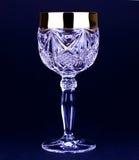 Kristallglas Lizenzfreies Stockfoto
