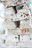 Kristallisation - Papierskulptur Stockfoto