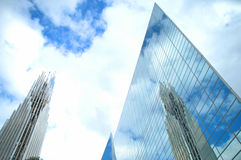 Kristallkathedrale Stockbilder