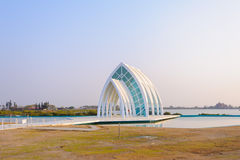 Kristallkathedrale in Tainan, Taiwan Lizenzfreies Stockbild