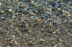 Kristallklart hav på medelhavet Royaltyfri Bild