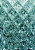Kristallmuster lizenzfreie stockbilder