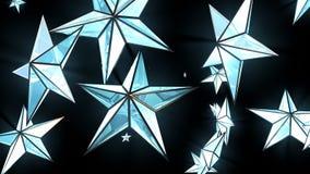Kristallsterne vektor abbildung