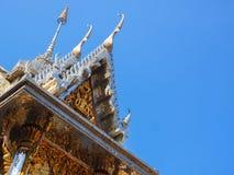 KRISTALLtempel IN THAILAND Lizenzfreie Stockfotografie