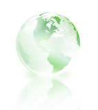 Kristallwelt Lizenzfreies Stockbild