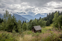 Kristberg, Austria Imagenes de archivo