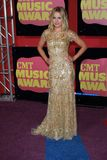 Kristen Bell at the 2012 CMT Music Awards, Bridgestone Arena, Nashville, TN 06-06-12 Stock Image