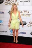 Kristen Bell al punto TV 2012   Immagini Stock