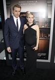Kristen Bell and Dax Shepard Royalty Free Stock Image