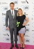 Kristen Bell & Dax Shepard Stock Photo