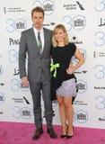 Kristen Bell & Dax Shepard Royalty Free Stock Photo