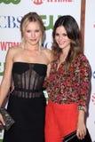 Kristen Bell,Rachel Bilson Royalty Free Stock Photos