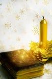 kristen jul Arkivbild