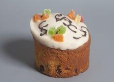 Kristen kaka för påsk arkivfoto