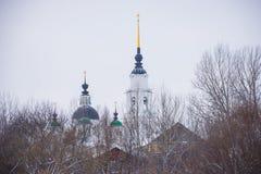 Kristen katolsk kyrka, landskap fotografering för bildbyråer