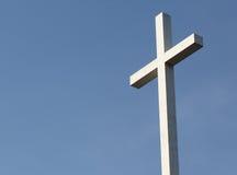 kristen korsvertical Royaltyfri Bild