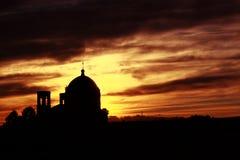 Kristen kyrka arkivfoton