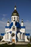 Kristen kyrka royaltyfri bild
