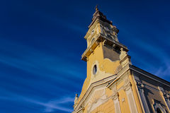 Kristen kyrka royaltyfria foton