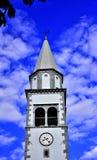 Kristen kyrka Fotografering för Bildbyråer