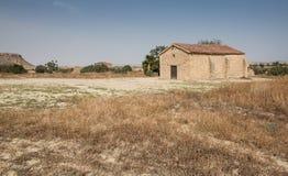 Kristen kyrka Cypern Fotografering för Bildbyråer