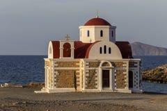 Kristen närbildLassithi för ortodox kyrka område, öKreta royaltyfri foto