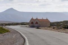 Kristen närbildLassithi för ortodox kyrka område, öKreta royaltyfria bilder