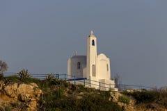 Kristen ortodox kyrklig närbild Grekland arkivfoto