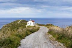 Kristen ortodox kyrklig närbildAndros ö, Grekland, Cyclades arkivbilder